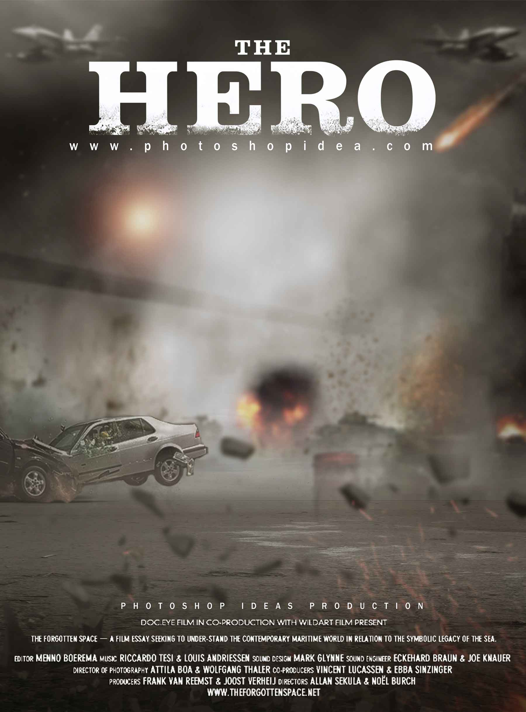 Hero Action Movie Poster Background Full Hd Download