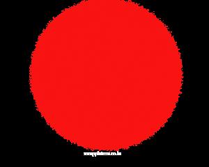 Red Light PNG Transparent Lens Flare [ Download ]